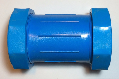junta dresser plastica 2 pulgadas