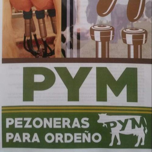 junta empacadura pym para tapa de cántara de 2 salidas