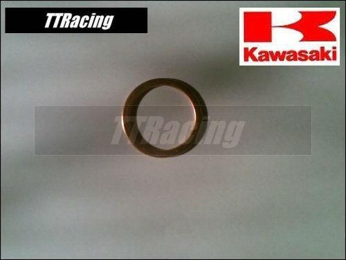 junta escapamento anel escape kawasaki kl250 klr250 #1240