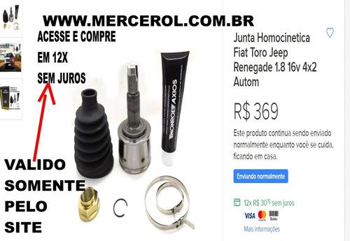 junta homocinetica fiat toro 1.8 4x2 2016/. 27x24 automatico