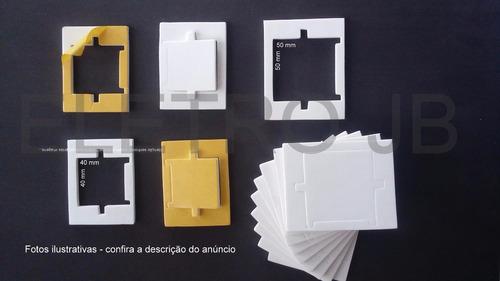 junta isolamento da placa peltier 40 x 40 mm
