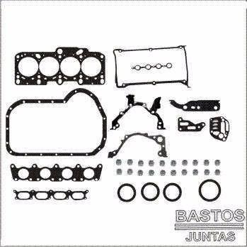 junta kit retifica motor c/ ret audi a3 a4 a6 1.8 20v turbo