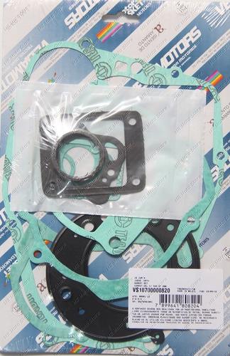 junta motor dt200 (cabeçote aço) - vedamotors
