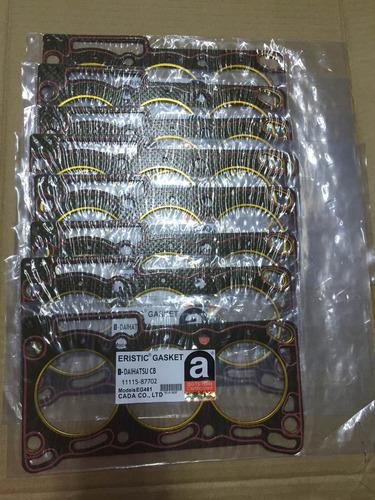 junta tapa cilindro daihatsu charade hijet 1000cc.calidad 10