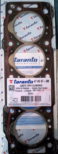 junta tapa peugeot partner - 206 1.9 diesel dw8 taranto