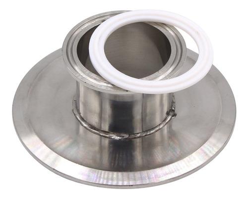 junta tórica tri-clamp de dernord teflon (ptfe) - estilo de
