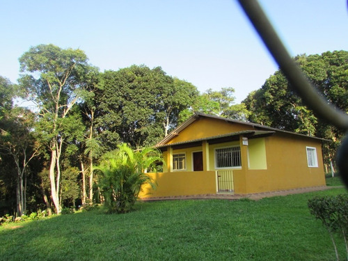 juquitiba - bela chacara/2.700 mts/jardim/bosque ref: 04375
