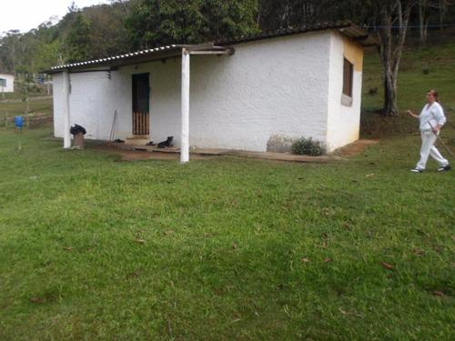 juquitiba - chácara c/ lago/nascente e baia ref: 04126