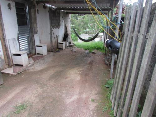 juquitiba - chacara com riacho - lazer- morar - ref.04514