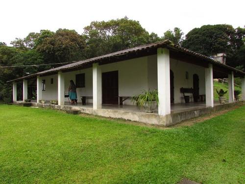 juquitiba - chácara/bom negocio/13.000 mts/horta ref 04348