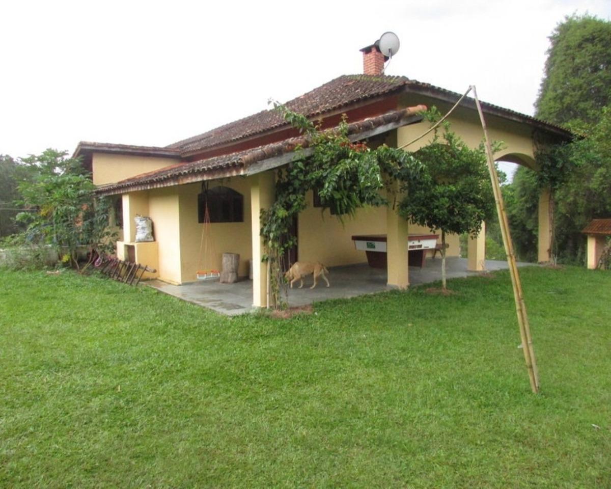 juquitiba lindo sitio com casa piscina e lago - 04557 - 33229201