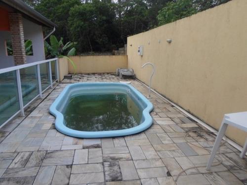 juquitiba- ótimo sobrado para moradia com piscina ref: 03989