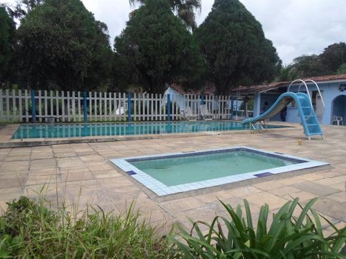 juquitiba - sitio 60.000 mts com piscina ref: 03996