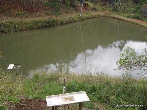 juquitiba-sítio 8,7 alq-sede-03 lagos-ótimo criar ref: 03845