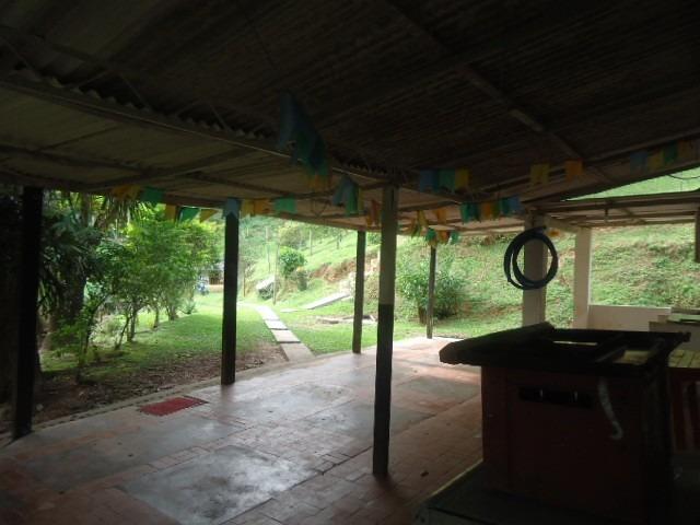 juquitiba sitio com piscina, lazer ou morar ref. 1110