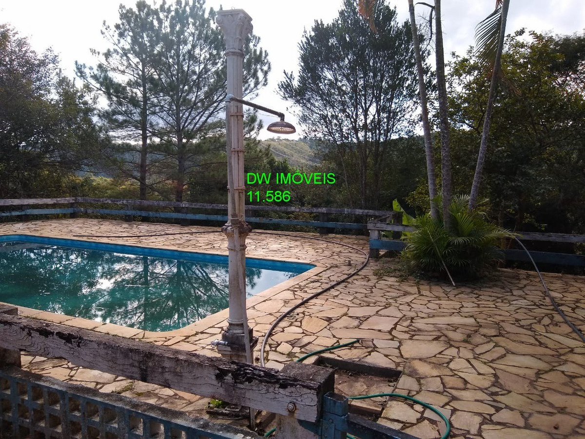 juquitiba/bela sede/piscina/salão festas/ac/permuta/ref:04840 - 04880 - 34148027
