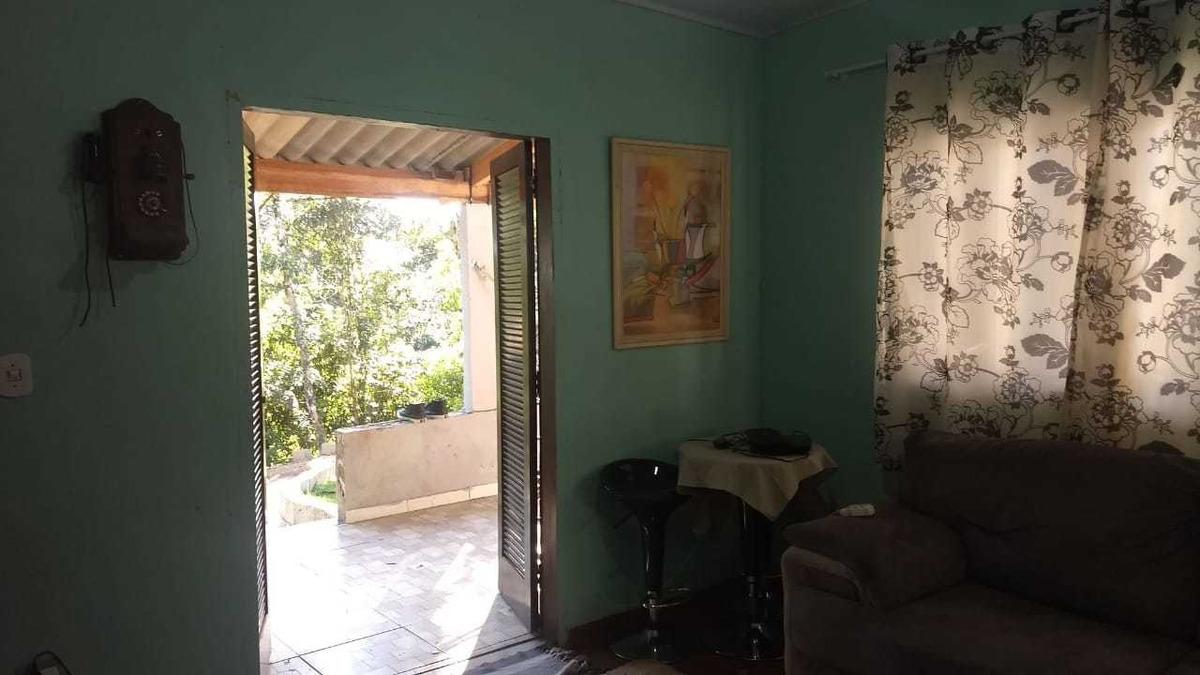 juquitiba/chácara c/casa/piscina/oportunidade/ref: 04907