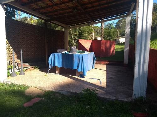 juquitiba/chacara c/piscina/doc ok/ac/permuta/auto/ref:04867