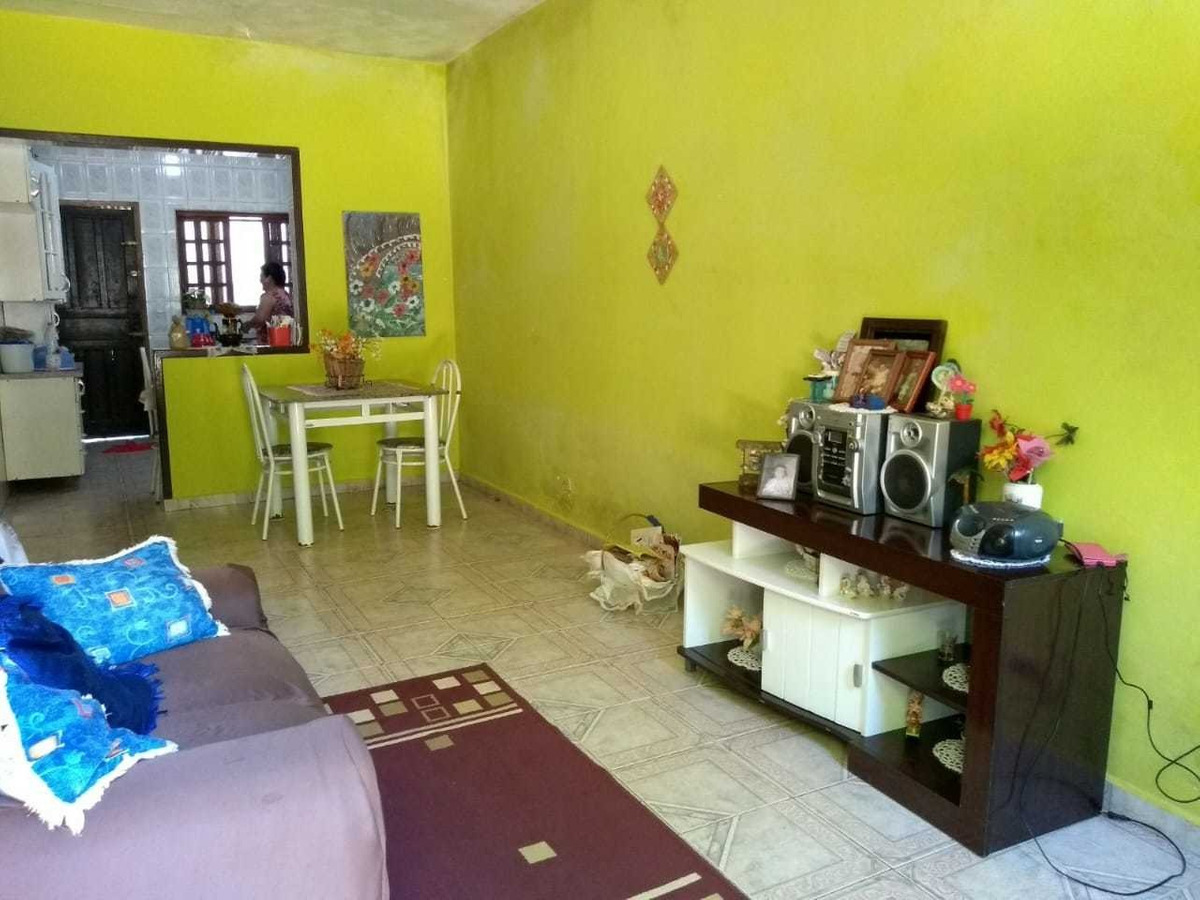 juquitiba/mini/chácara 800 mts centro/casa 02 dorm/ref:04931