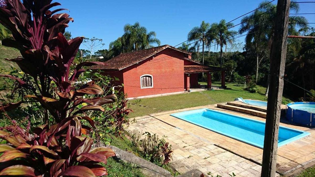 juquitiba/vista panorâmica/02 piscinas/parcelado/ref: 04921
