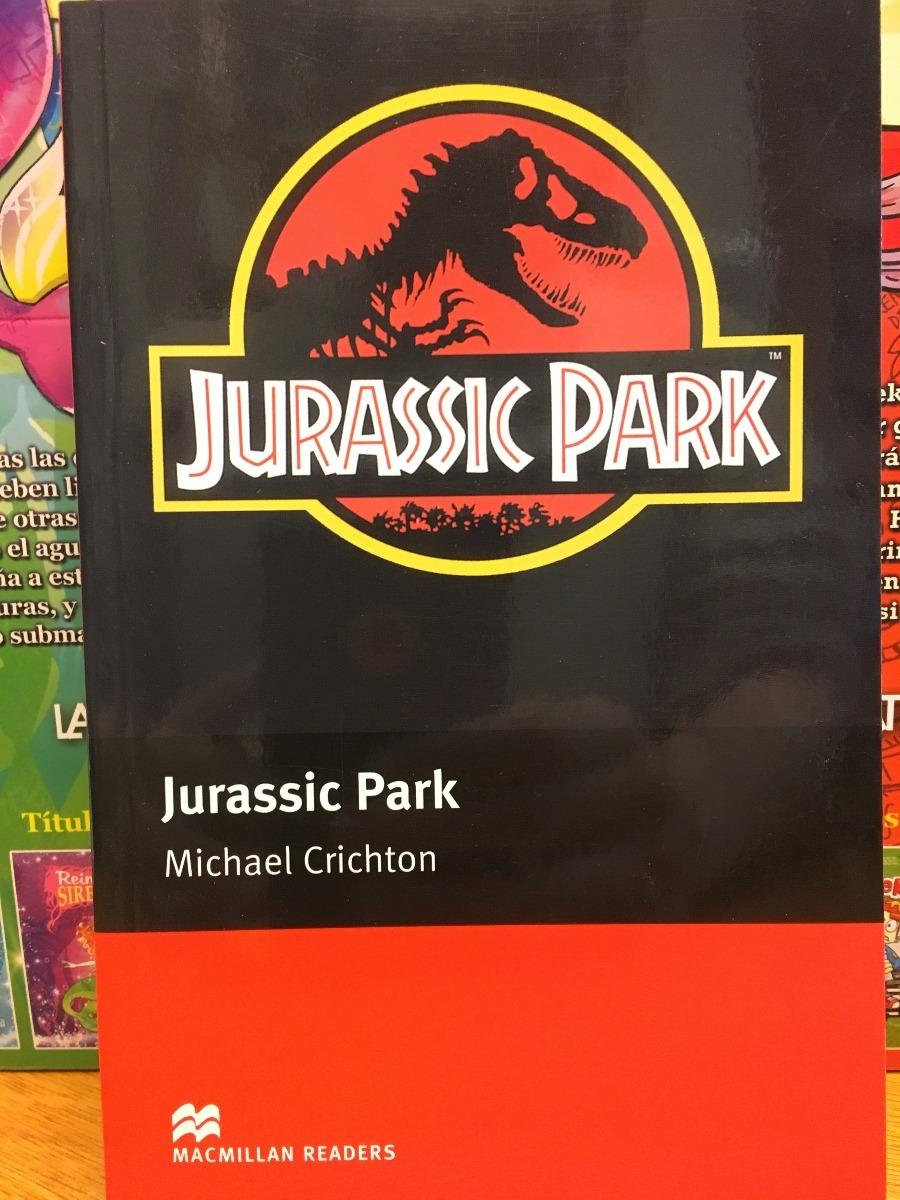 Jurassic Park (Macmillan Reader)