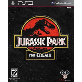 Jurassic Park The Game Ps3 Original - Play Perú