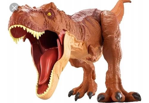 jurassic world 101cm tyrannosaurus rex fmm63 dinosaurio