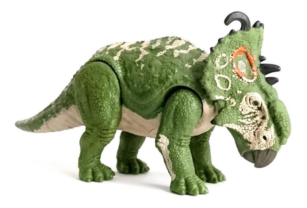 Jurassic World Fallen Kingdom Sinoceratops Roarivores Dinosaur Mattel NEW