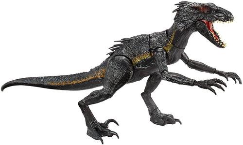 jurassic world 2 figura indoraptor luz sonidos growl 2018
