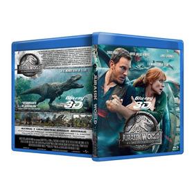 Jurassic World 2 Peliculas Blu Ray 2d Y 3d