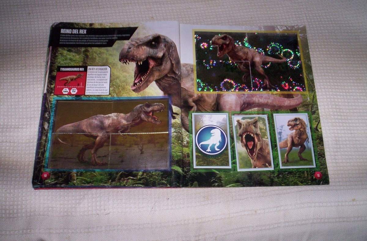 Panini-Jurassic World-cromos 67