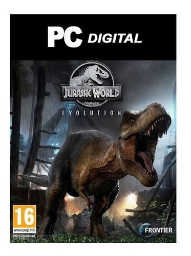 jurassic world evolution pc español / edición digital deluxe