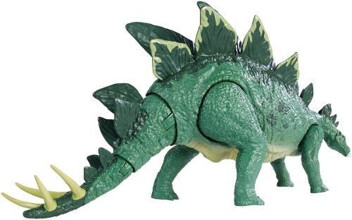jurassic world golpe cola estegosaurio mattel fmw87