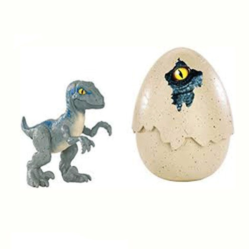 jurassic world huevo sorpresa bebe tyrannosaurus rex fmb92