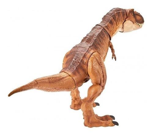 jurassic world mandibulas extremas tiranosaurio rex - mj