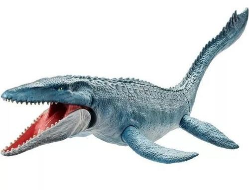 jurassic world mosasaurus 71 cm mattel