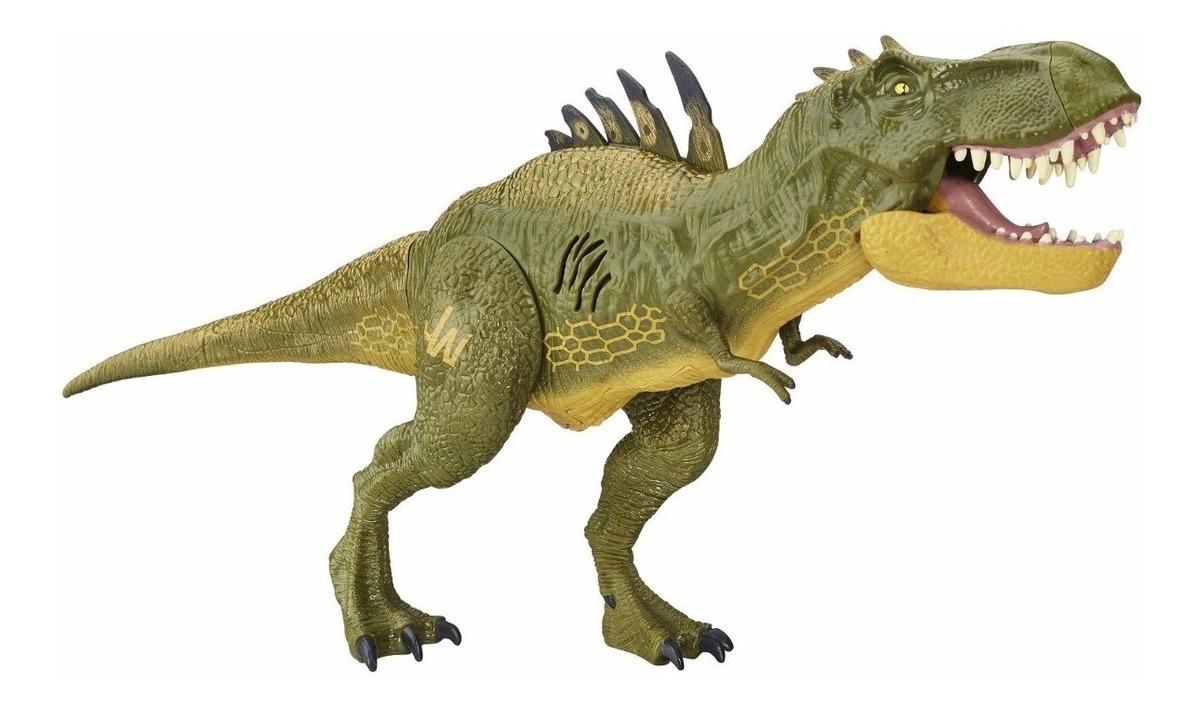 Rex Hasbro R300 T World Eletrônico Tiranossauro Jurassic mnywPONv80
