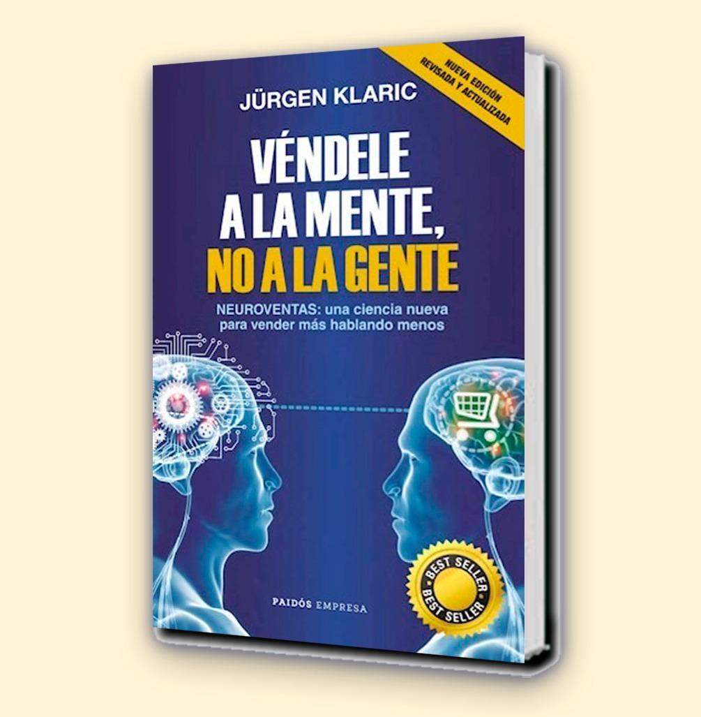 Jurgen Klaric - Vendele A La Mente No A La Gente - Paidos - $ 799 ...