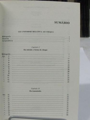 jurisprudência dos cheque - darcy arruda miranda jr.