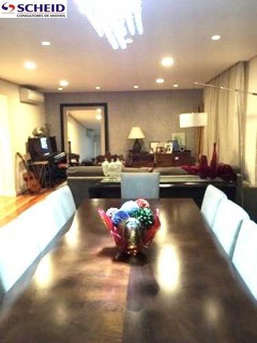 jurubatuba: excelente apartamento com 266 m² com 4 suítes, 4 vagas. - mc3181