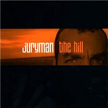 juryman - the hill, nuevo, sellado.