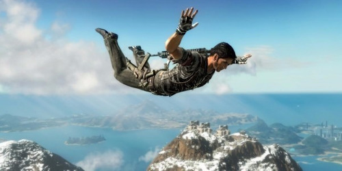 just cause 2 ps3 psn - midia digital