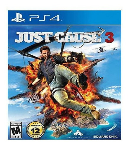 just cause 3 juego usado garantia playstation 4 ps4 vdgmrs