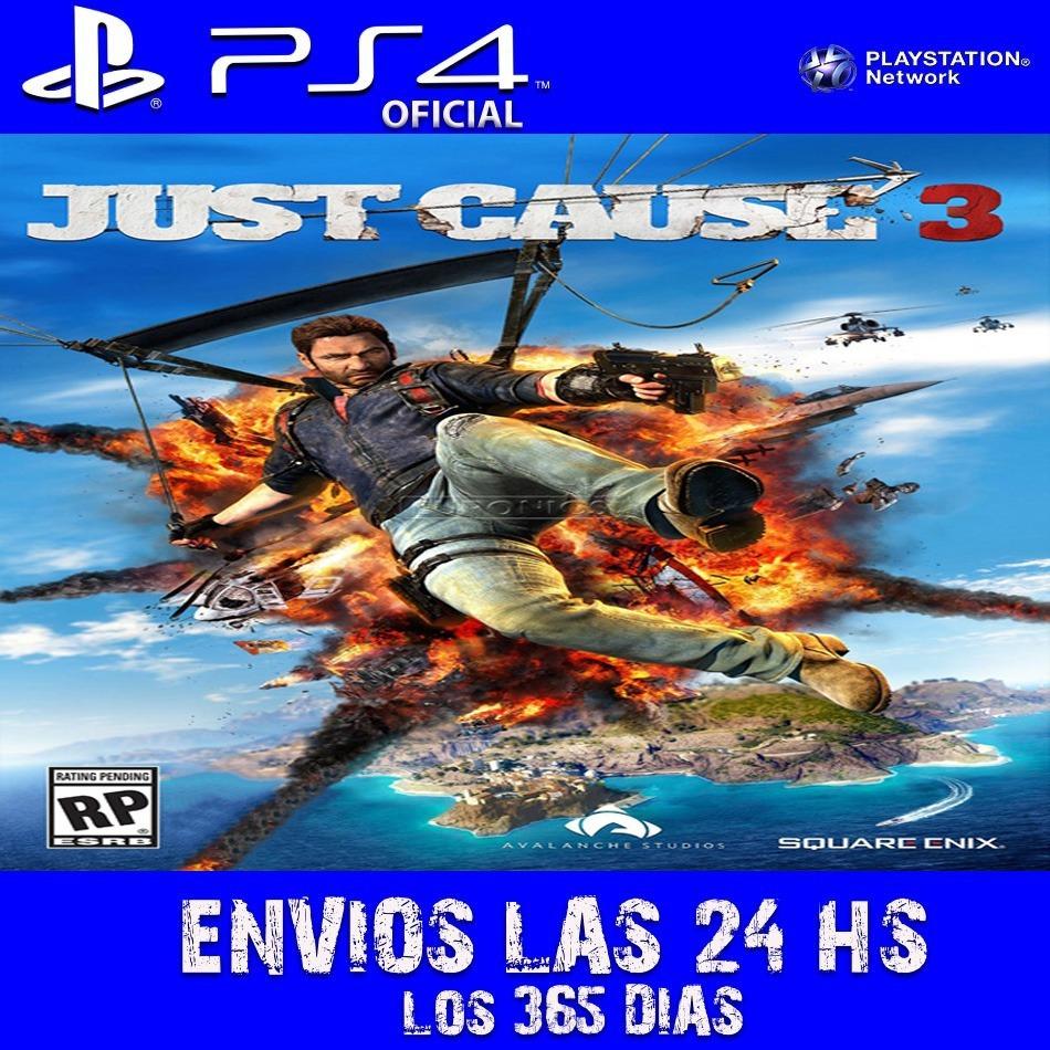 Just Cause 3 Ps4 Digital Super Oferta Pedilo Ya P24 2 25000 Sony Gold Edition Cargando Zoom