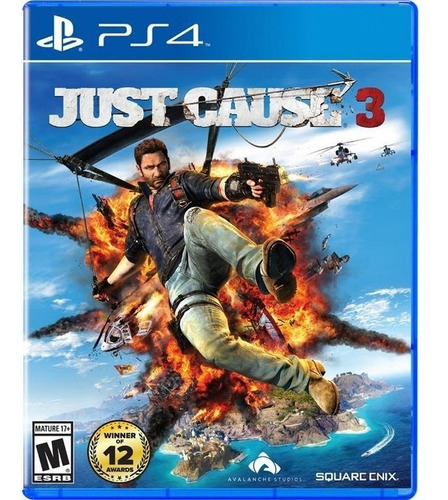 just cause 3 ps4 fisico (usado)