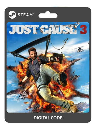 just cause 3 steam pc original