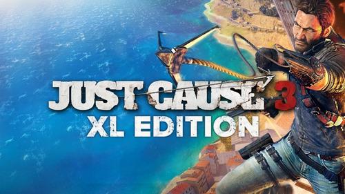 just cause 3 xl edition - steam key