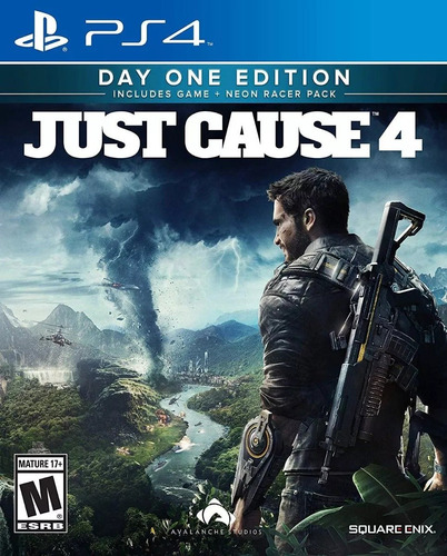 just cause 4 ps4 fisico envio gratis jazz pc