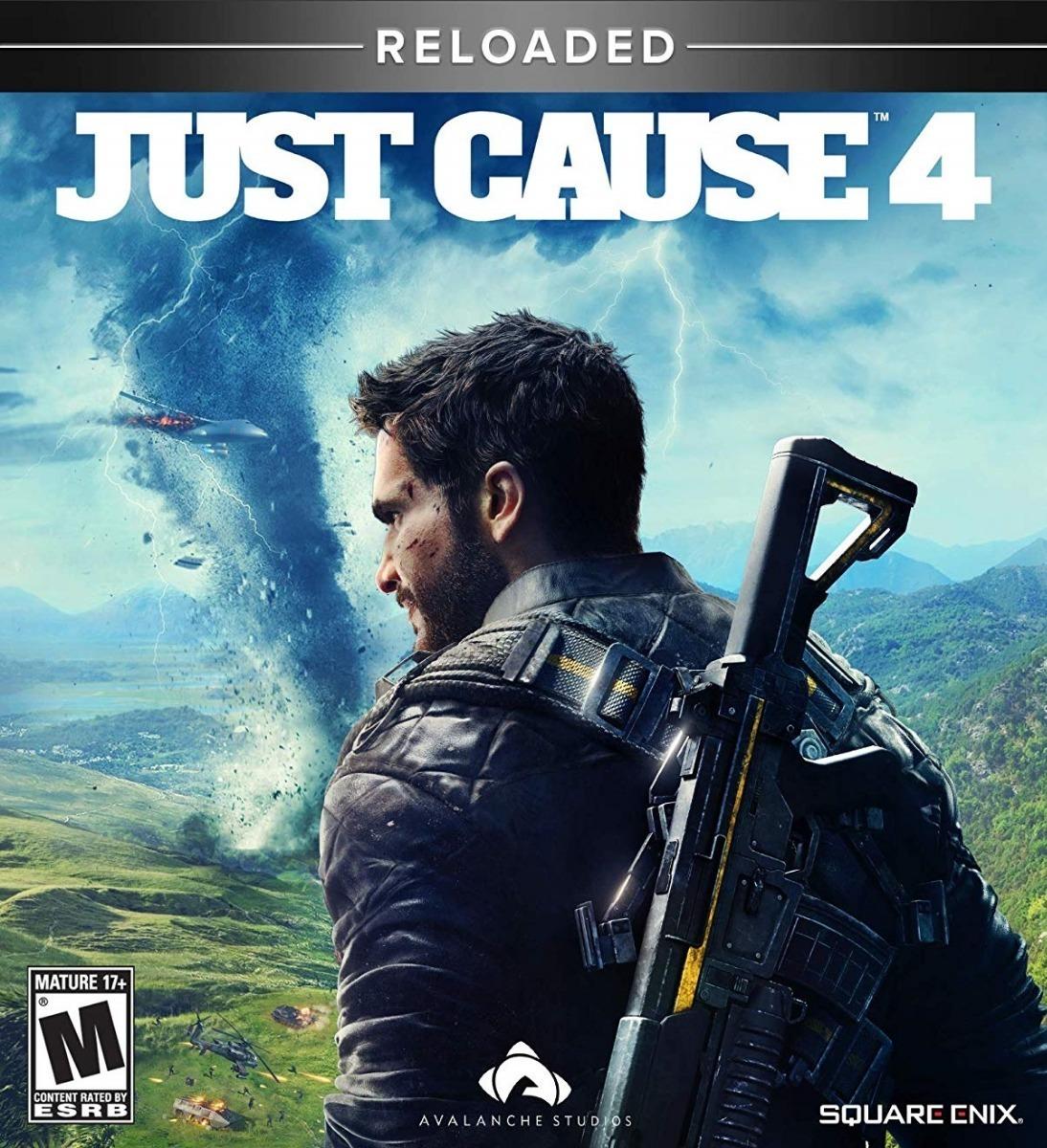 Just Cause 4 Reloaded. Обзор игры. Системные требования.