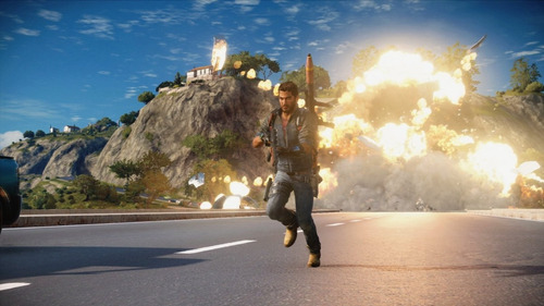 just cause ps4